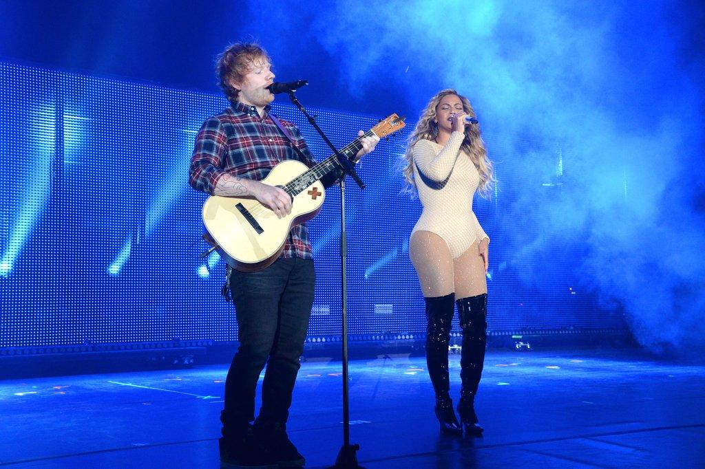 Beyoncé-Ed-Sheeran